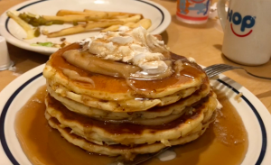I drown my pancakes in syrup. Send help.