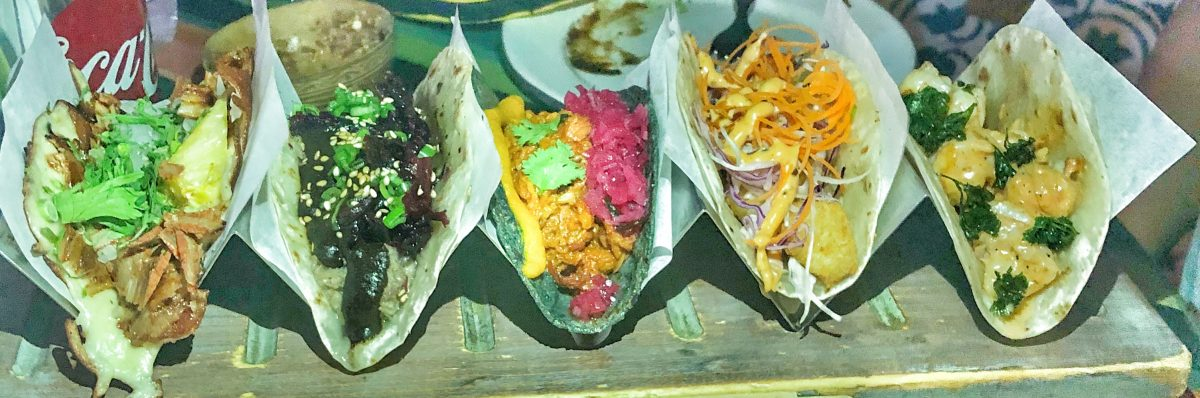 The 5 Best Tacos I've Had In The World