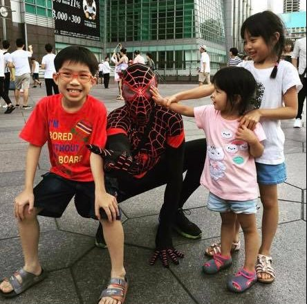spider-man-taiwan