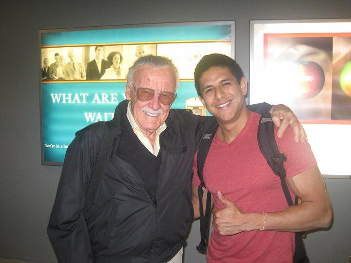 How I Met Stan Lee