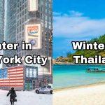 NYC vs Thailand