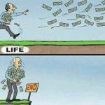 stop chasing money