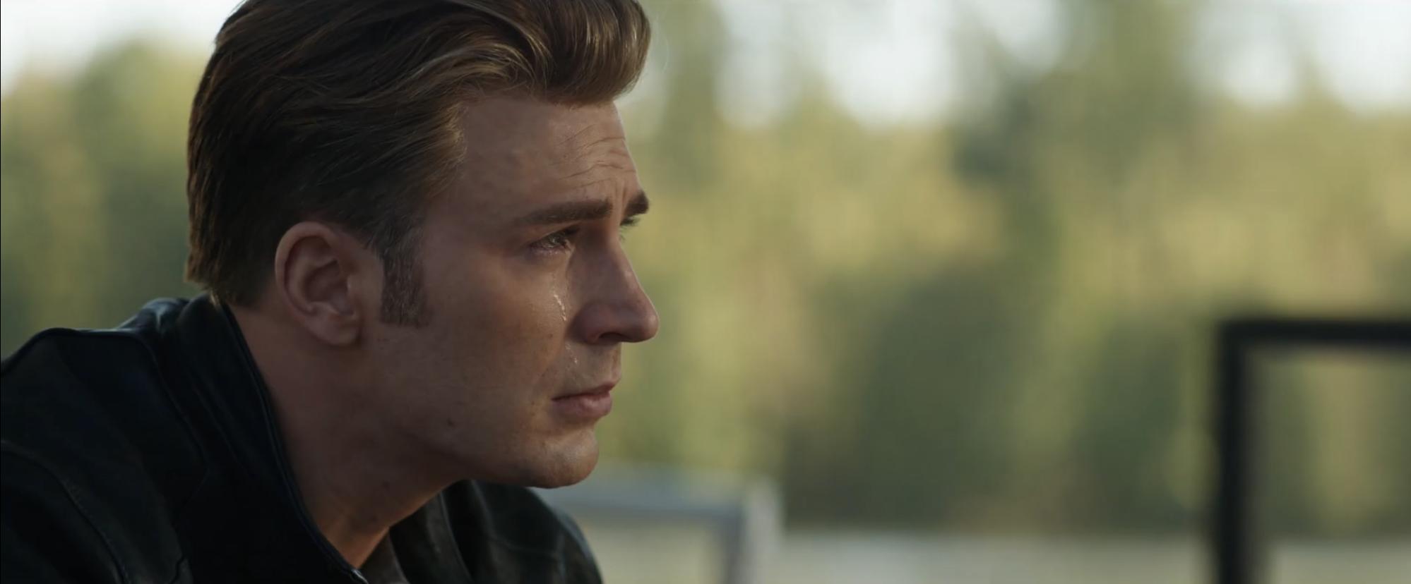 Avengers Endgame Trailer Captain America
