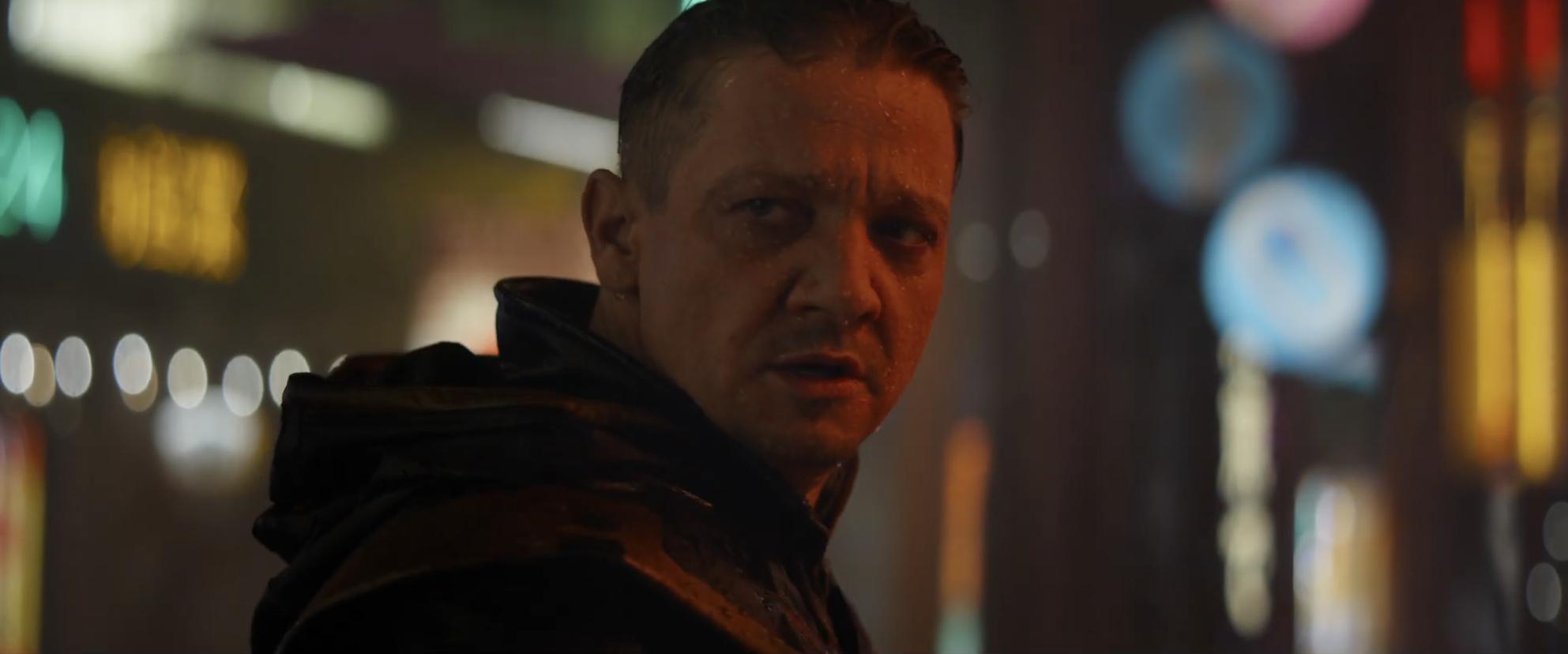 Avengers Endgame Trailer Hawkeye Ronin