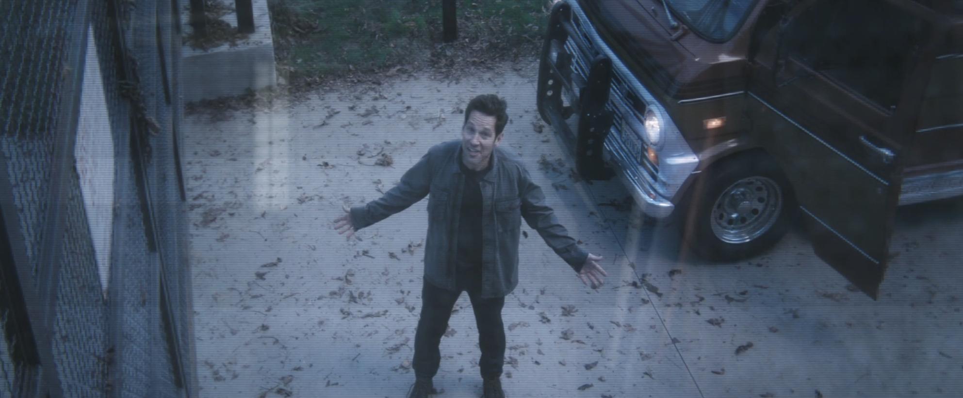 Avengers Endgame Trailer Ant-Man