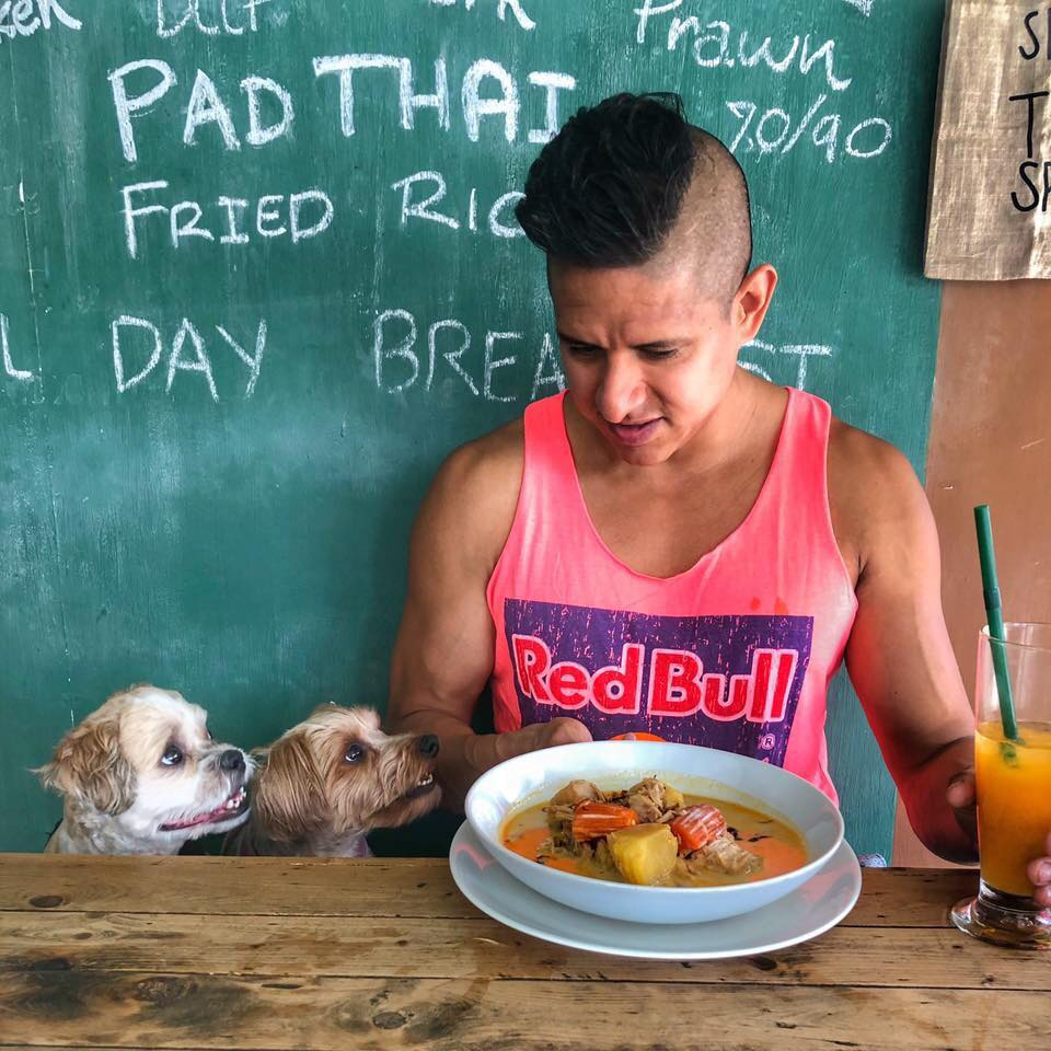 BeFreeMySheeple Eating Alone
