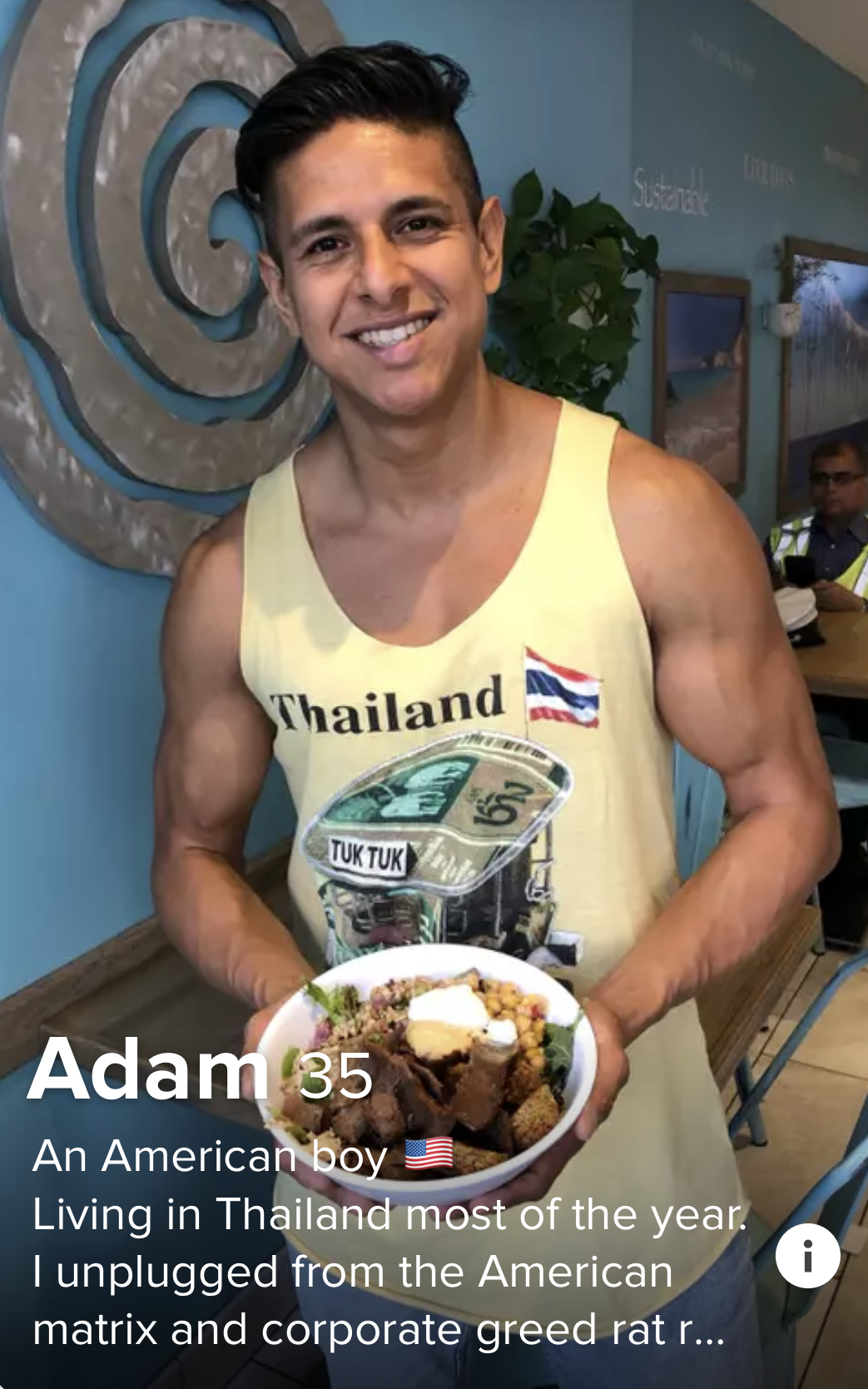 AdamFrancisco Tinder