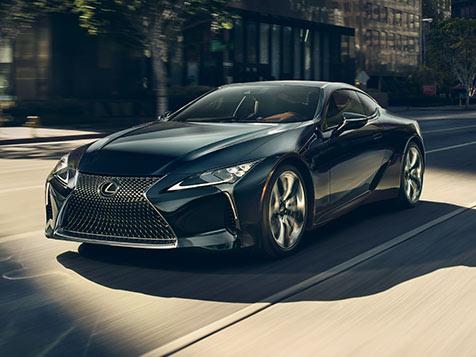 2020 Lexus