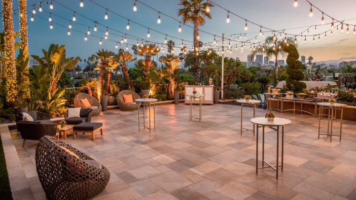 Four Seasons Rooftop
