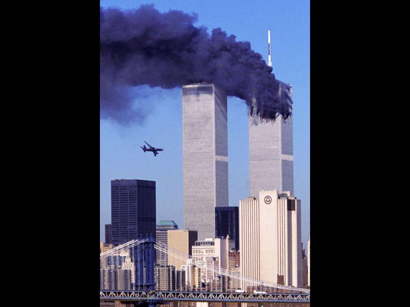 9/11 2nd Plane