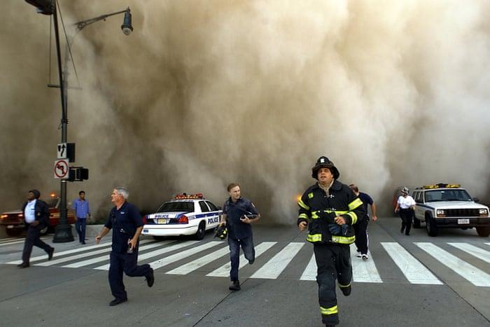 9/11 Dust Storm