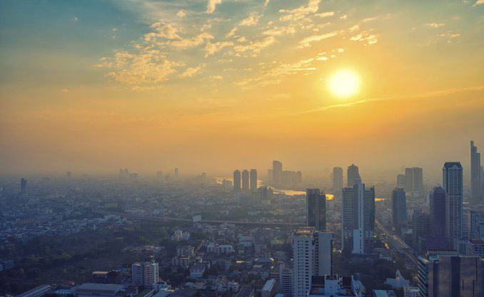 Bangkok The Hottest City on Earth