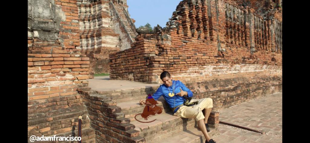 Ayutthaya Aladdin Abu