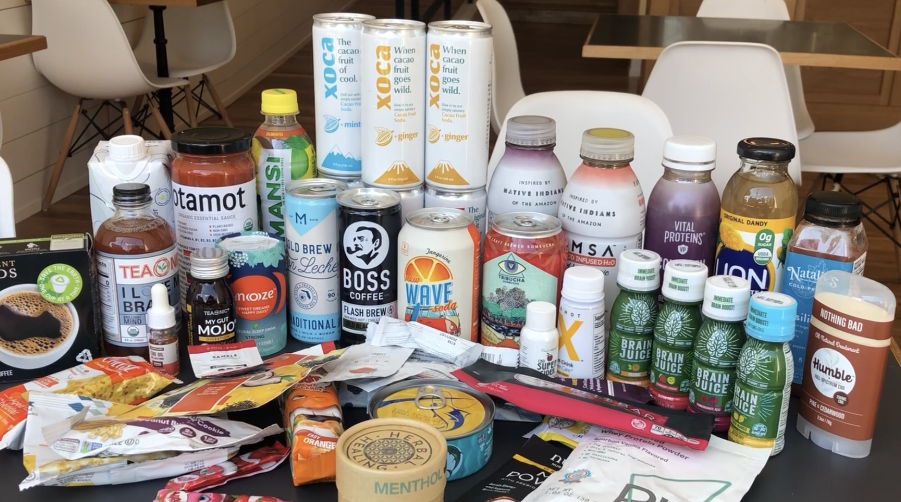 My Favorite Products from the Natural Products Expo 2019