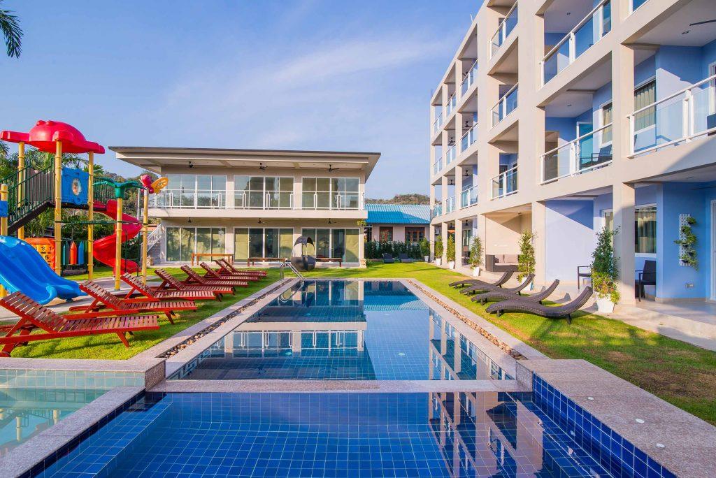 Surf & Sand Resort Hua Hin