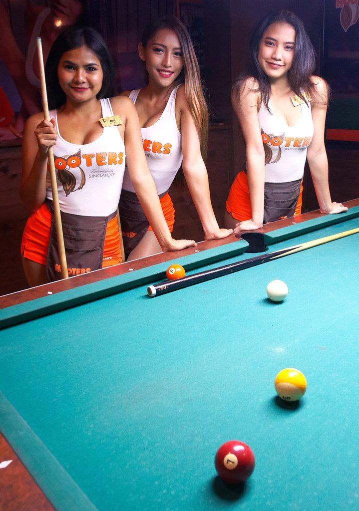 Thailand billiards pool