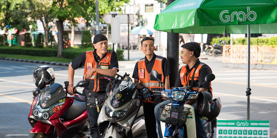 Thailand Grab