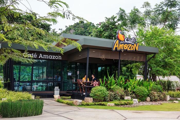 Thailand Amazon Cafe
