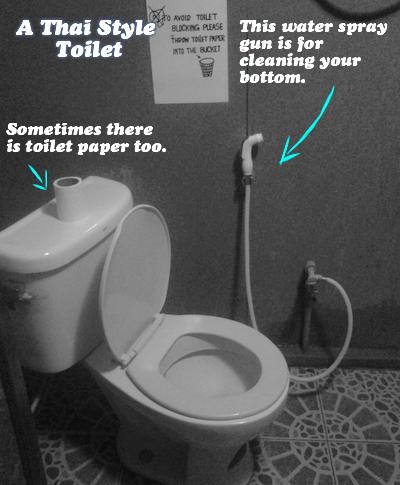 Thailand Bathroom