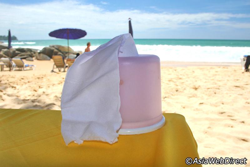 Thailand Toilet Paper