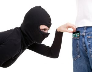 Pickpocketed in Thailand