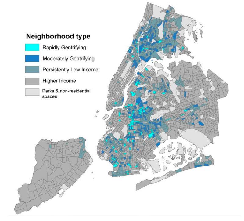 Brooklyn Gentrification