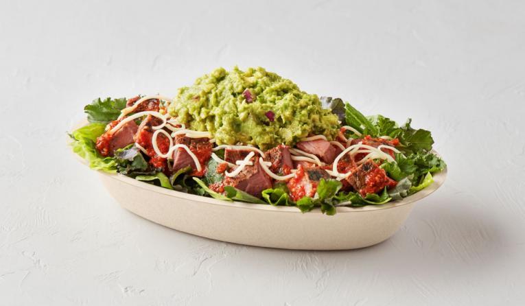 Chipotle Supergreen Salad