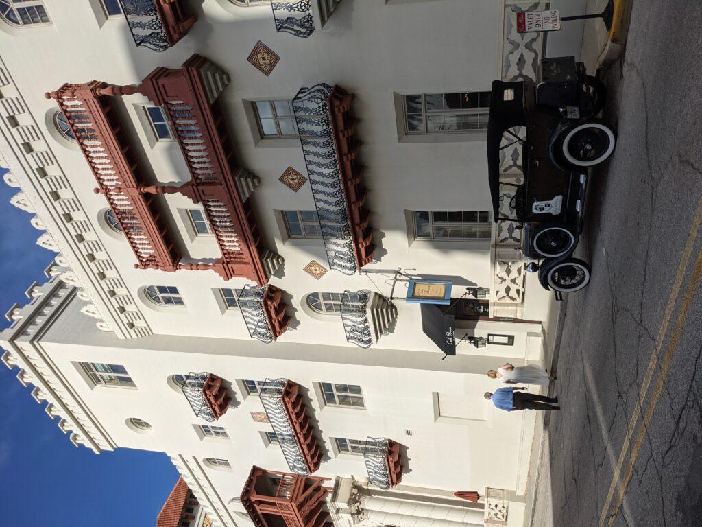 Famous Casa Monica Hotel