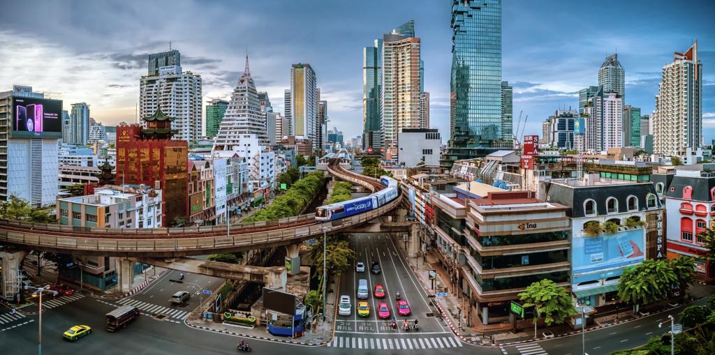 BKK Bangkok