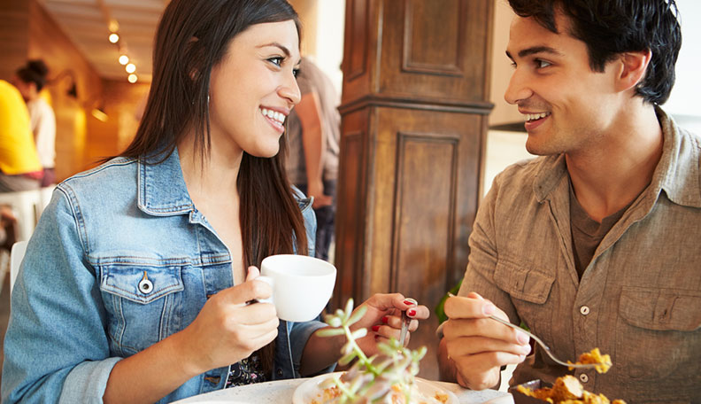 The rise of the coffee date