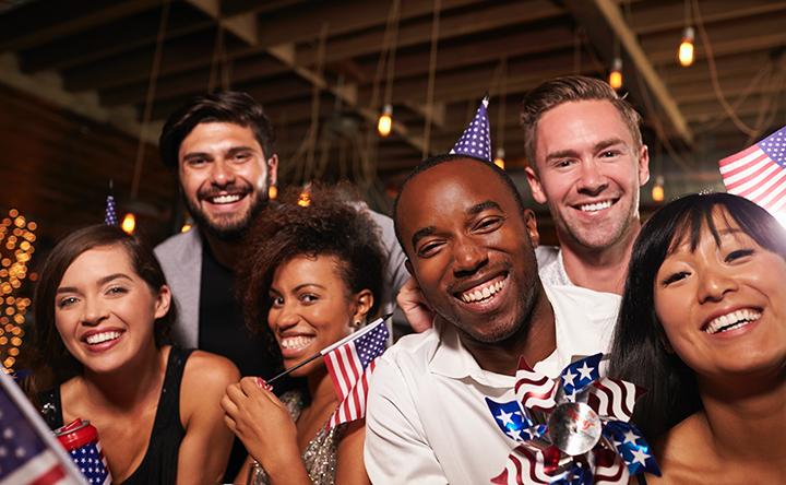 America Is Not Racist